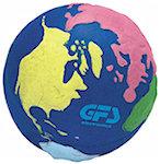 Multi-Color Earth Ball Stress Balls